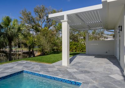 3825 Indian River Dr E Vero-large-018-49-Electric Pergola-1500x1000-72dpi
